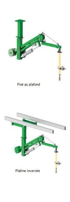 PN ERGO - Bras aérien
