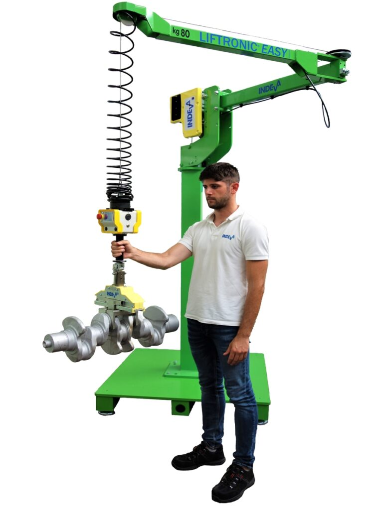 Liftronic Easy-6 Column mounted