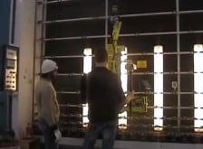 Handling Equipment for Glass Panels