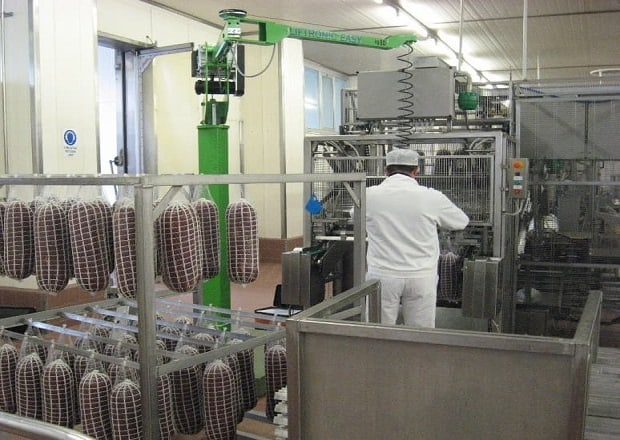 INDEVA for food industry
