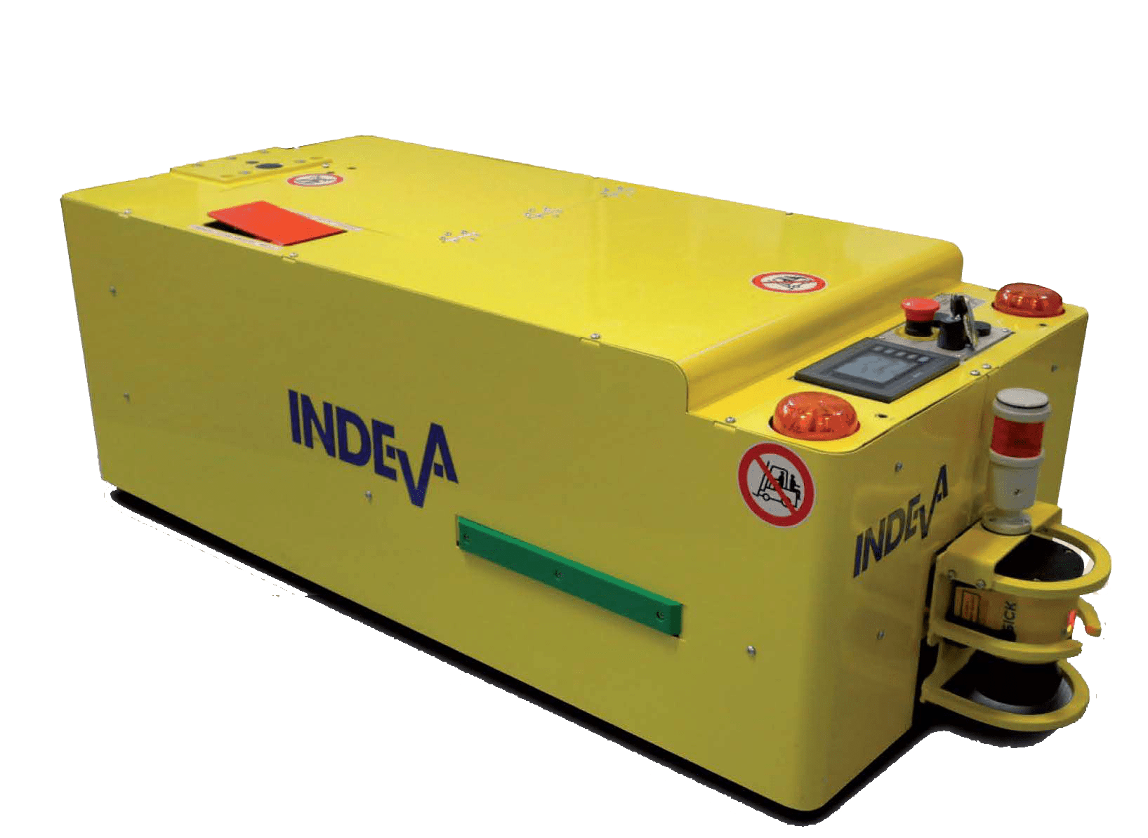 agv.indeva-tunnel - Véhicules à Guidage Automatique