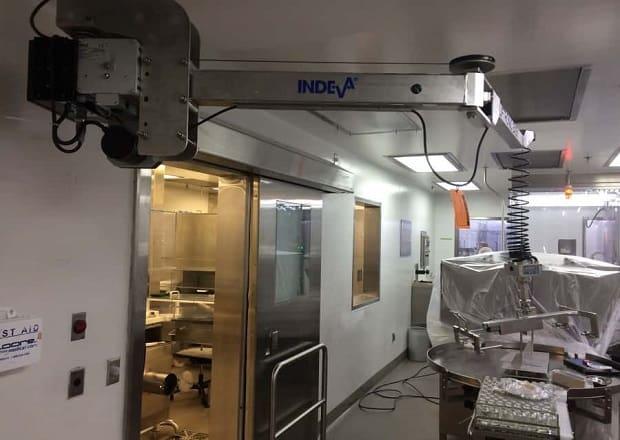 L'industrie pharmaceutique choisit la technologie INDEVA